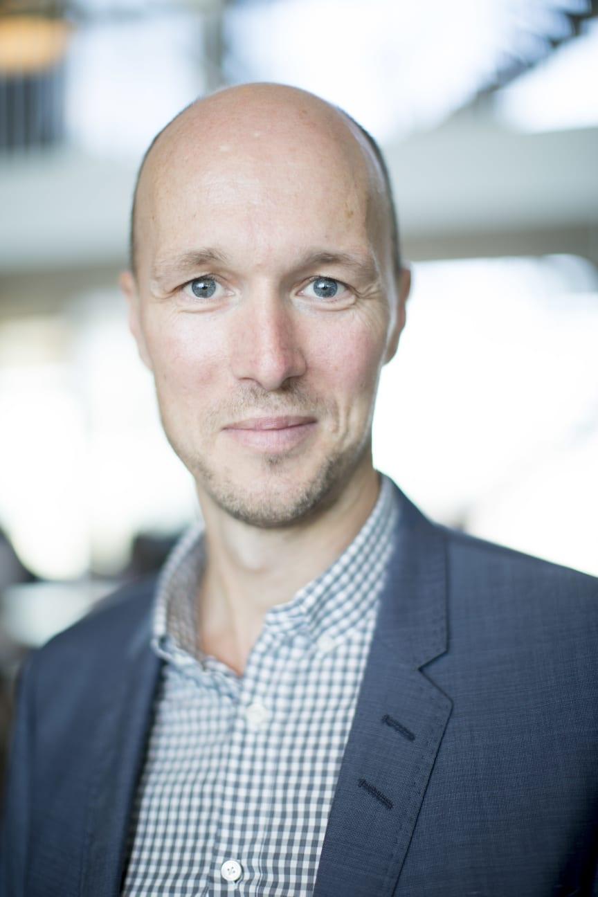 Gunnar Mørne, Sektoransvarlig Offentlig og Helse.