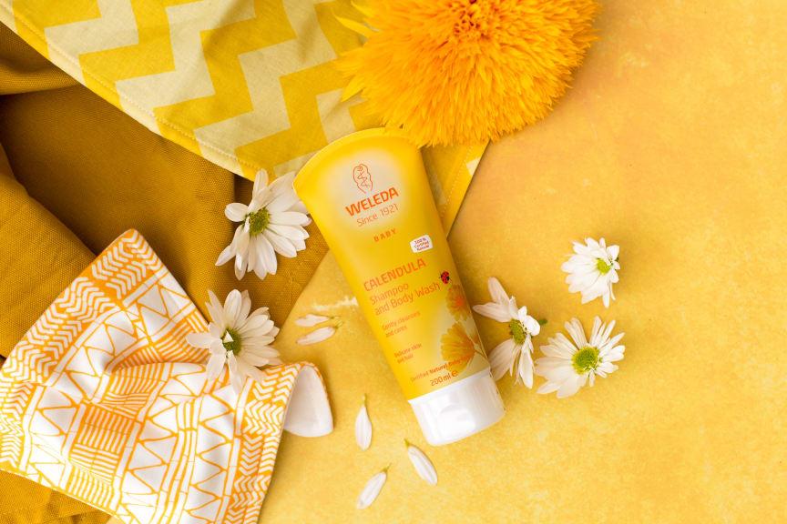 Calendula Baby Shampoo & Body Wash