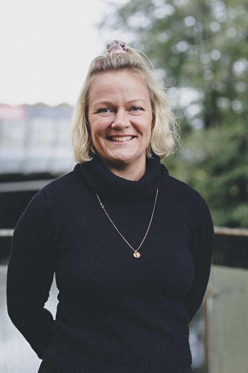 Marje Langseth Seimre, HR-ansvarig
