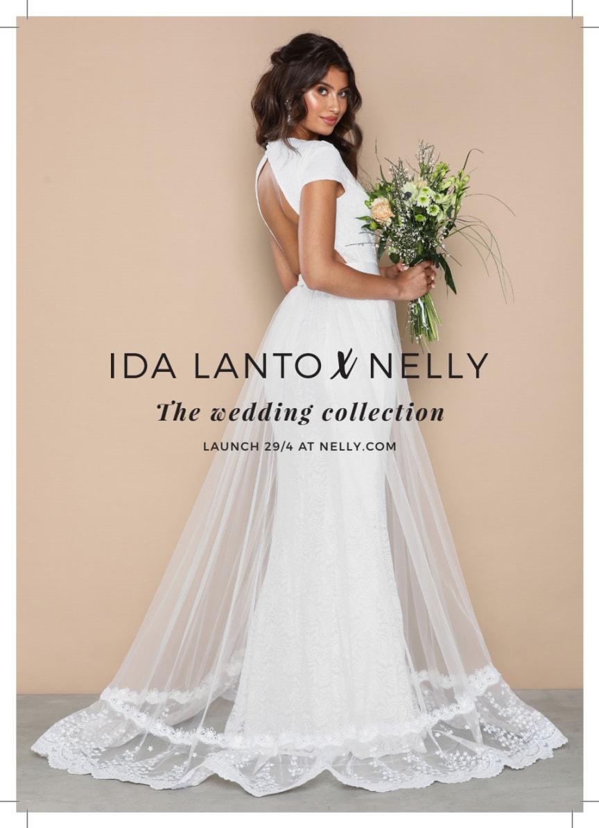 Presskit Ida Lanto x Nelly - The Wedding Collection