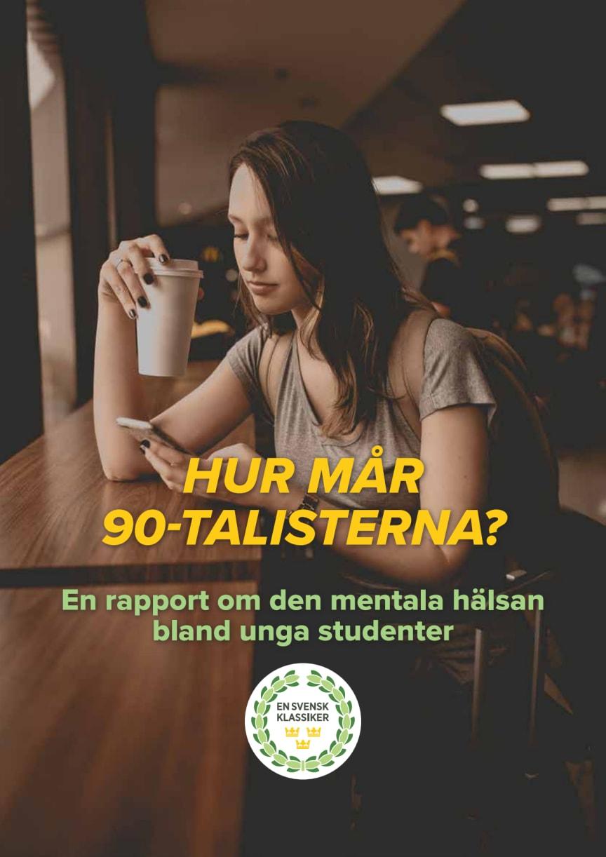 Ny rapport om mental hälsa