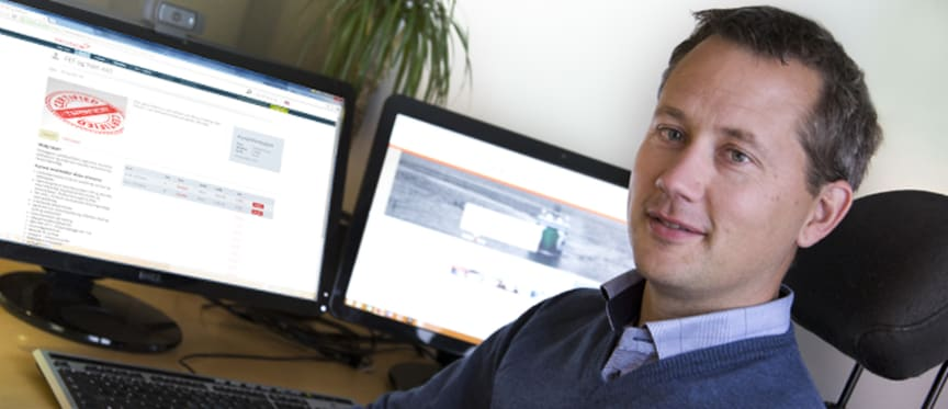 STIAN MARTINSEN IS DEPARTMENT MANAGER E-LEARNING.
