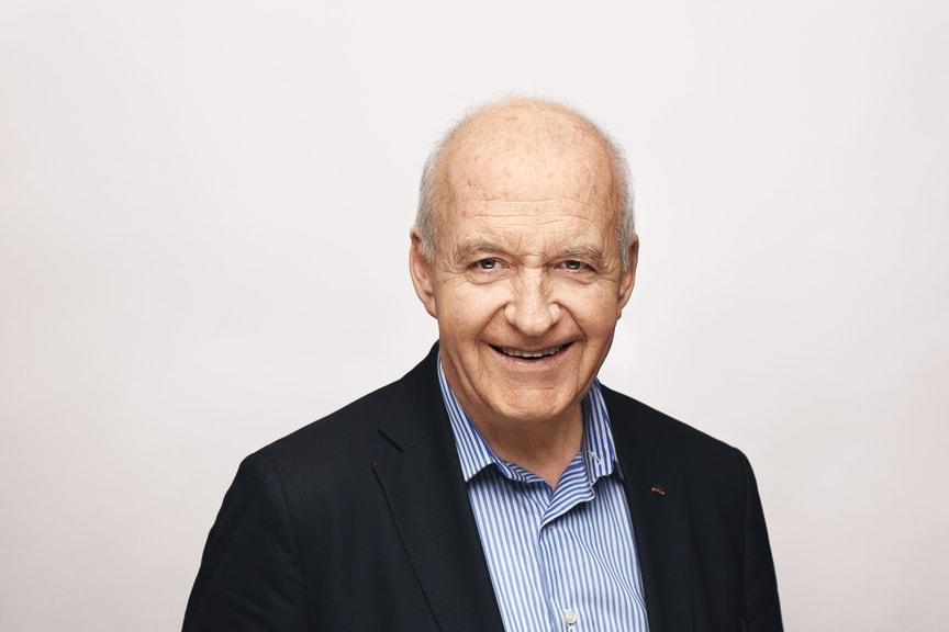 dm-Gründer Prof. Götz W. Werer