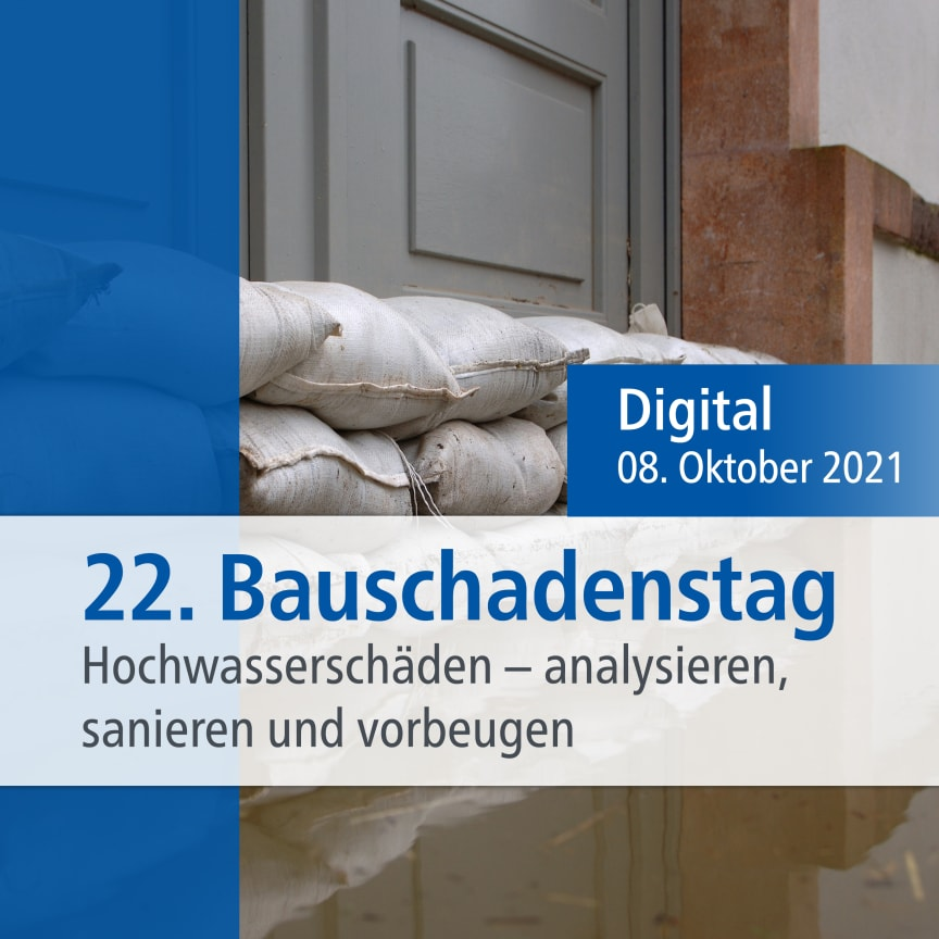22. Bauschadenstag digital
