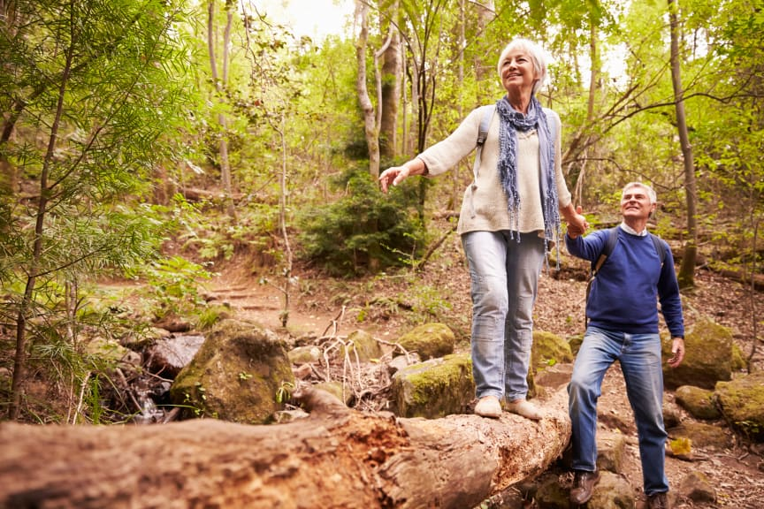 Mehr gesunde Lebensjahre dank Sturzprävention