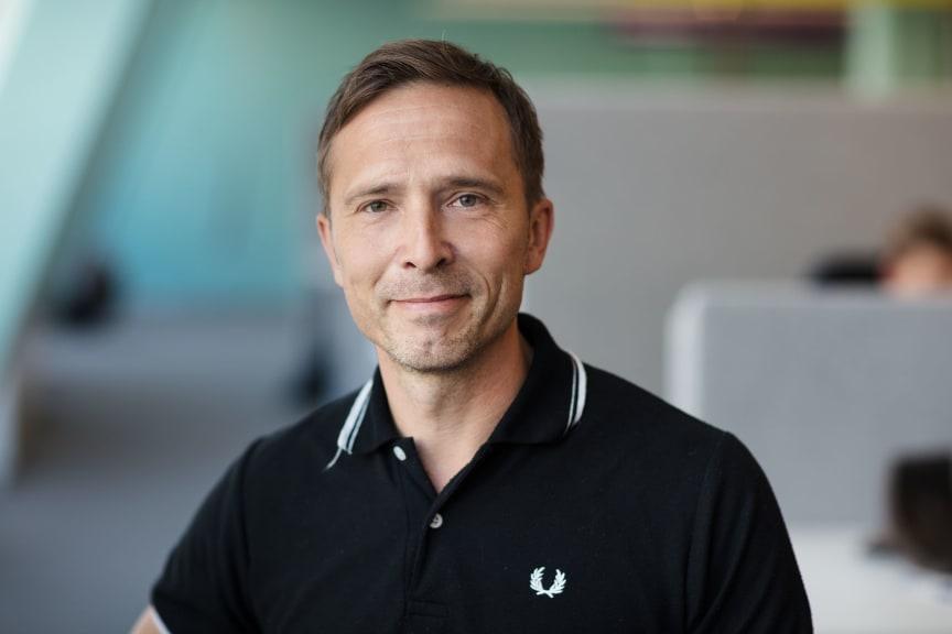 Per Eriksson, Forsen