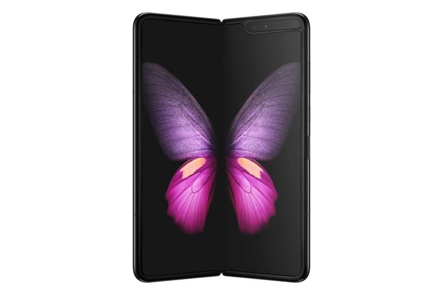 Samsung Galaxy Fold_Cosmos Black_1
