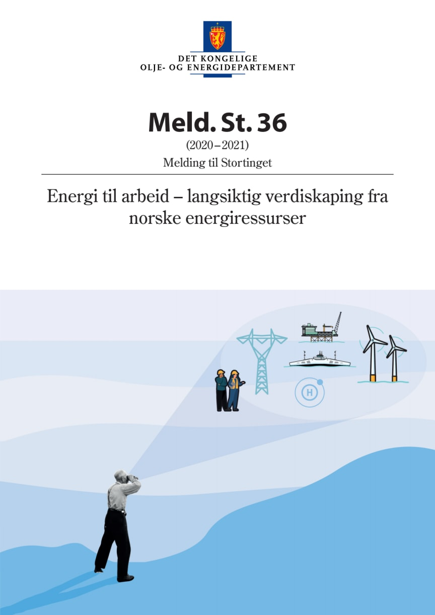 Stortingsmelding nr 36 - Energi for alle
