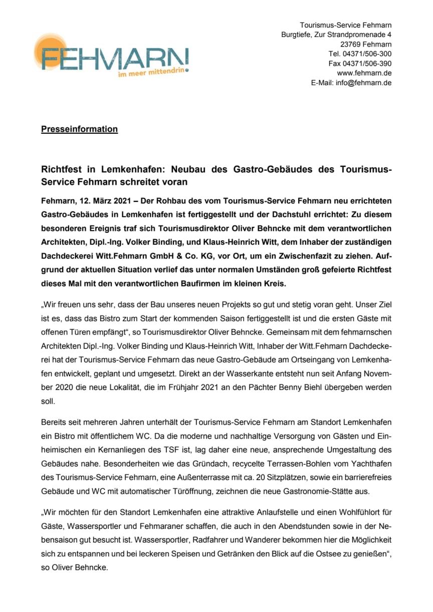 Presseinformation_Tourismus-Service Fehmarn_Gastro Lemkenhafen.pdf