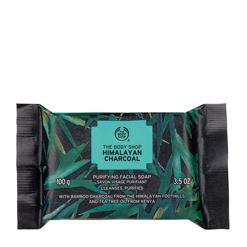 Himalayan Charcoal Purifying Facial Soap