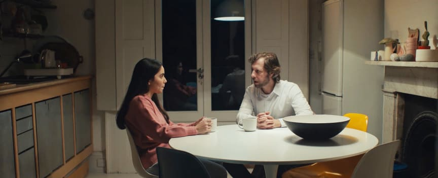 "Küchen-Szene aus ""Das Gespräch"" - TV-Spot der Felix Burda Stiftung 2019"