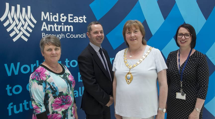 Mid and East Antrim is a World of Enterprise