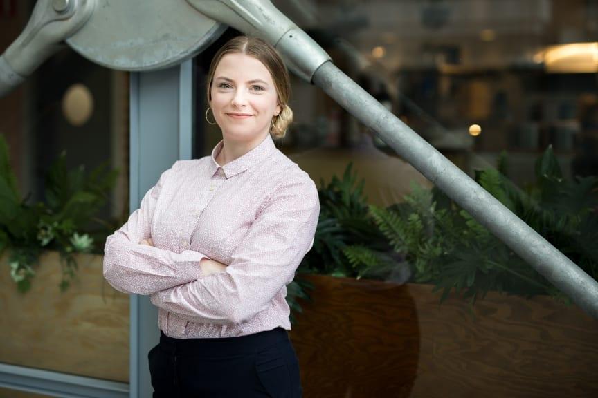 Yuliya Alsop, Unit Manager Software & Embedded Design
