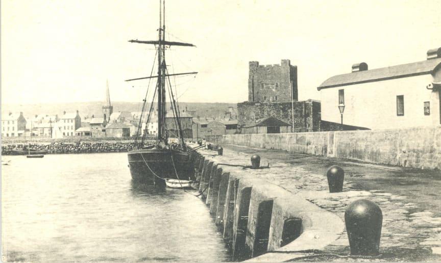 Graham pier – Carrickfergus Landings