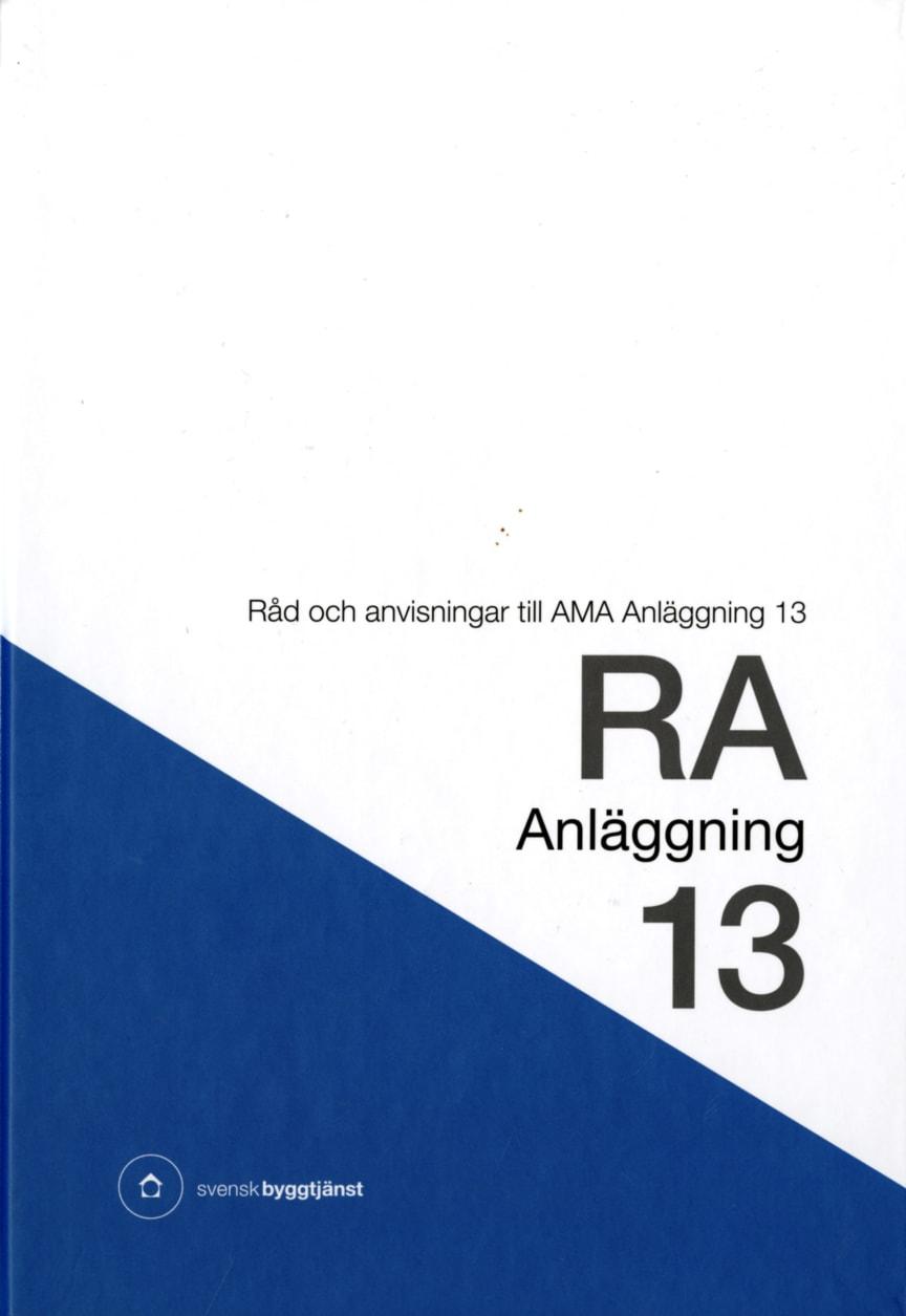 RA Anläggning 13