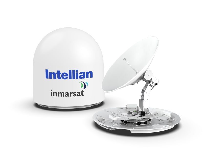 High res image - Intellian - GX150NX