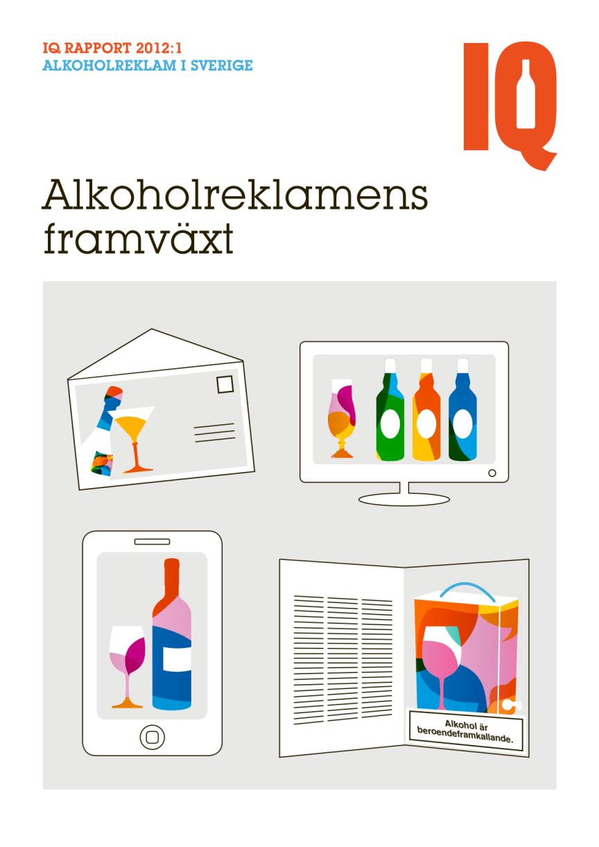 Rapport om alkoholreklamens framväxt