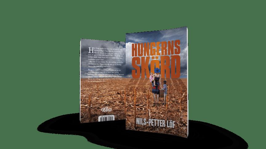 Hungerns skörd, pocket, fram- och baksida