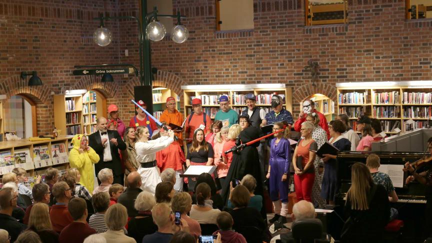 Invigning av Kulturveckan i Skara 2019