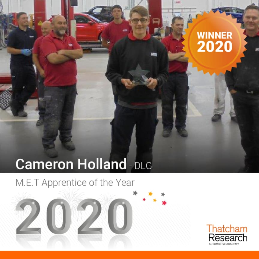 Cameron Holland - DLG