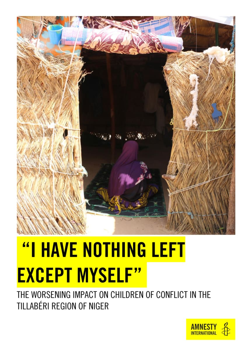 "210913 Niger ""I have nothing left except myself"".pdf"