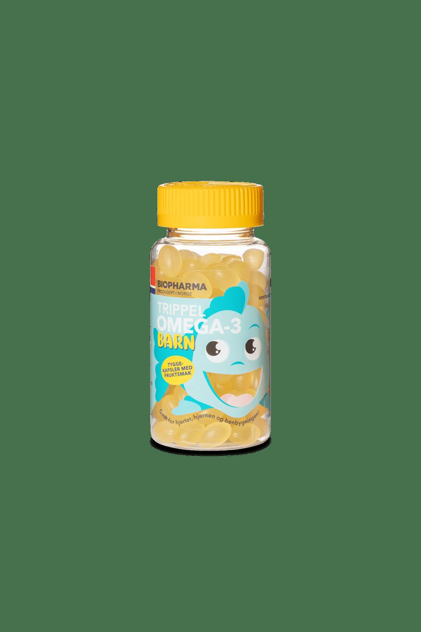 Biopharma Omega-3 Barn