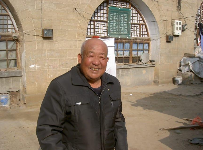 Li Wen Ji från byn Liu Lin som Jan Myrdal skildrar i sina böcker om Kina
