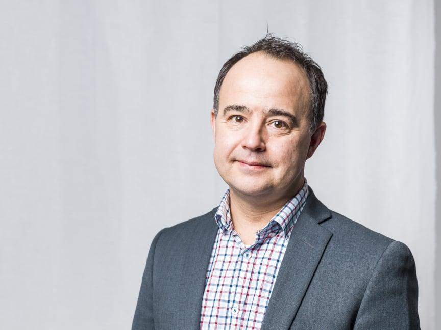 Jan Ridfeldt, Affärsområdeschef & vd Energilösningar