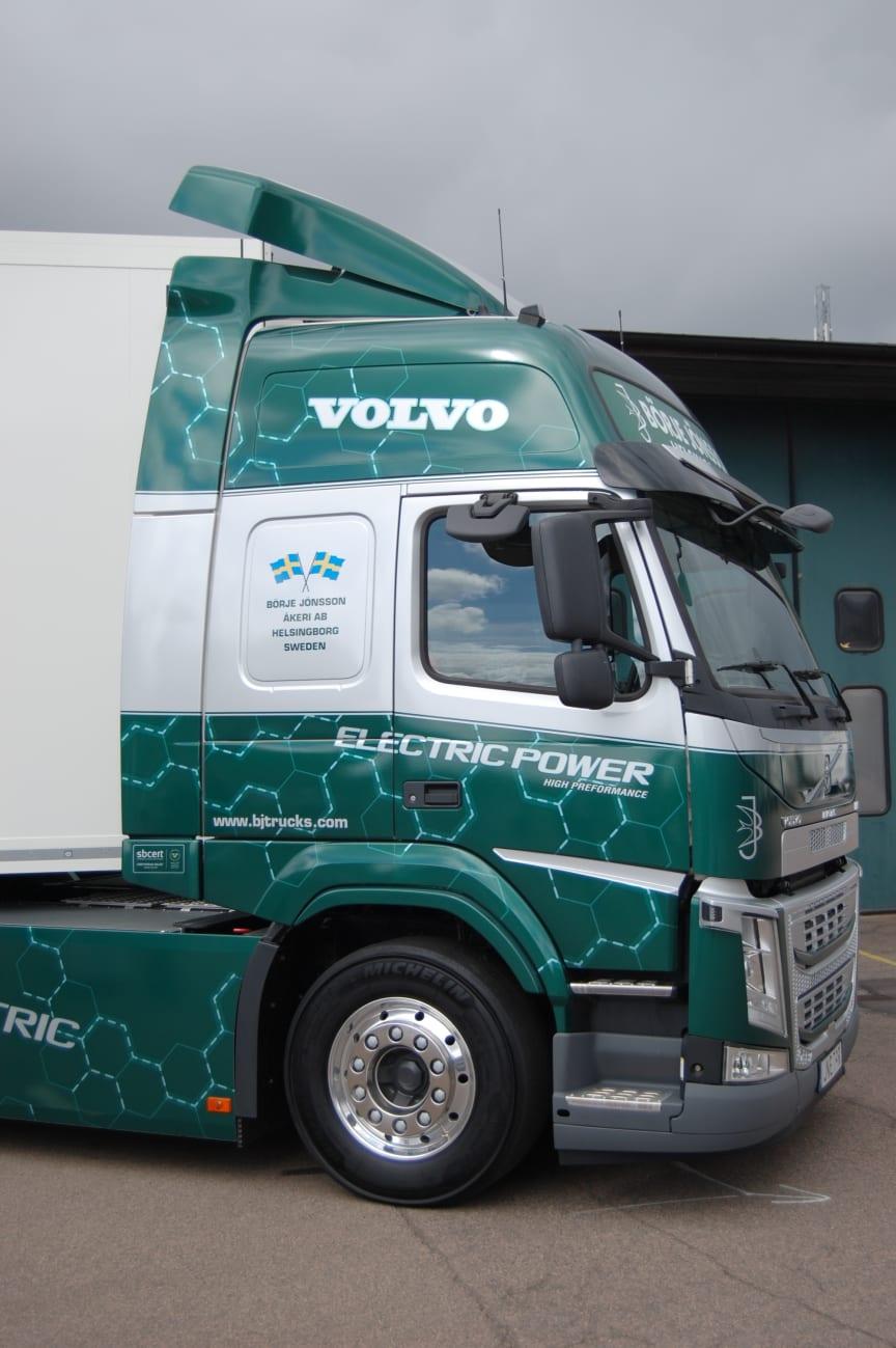 Volvo Electric Power 1