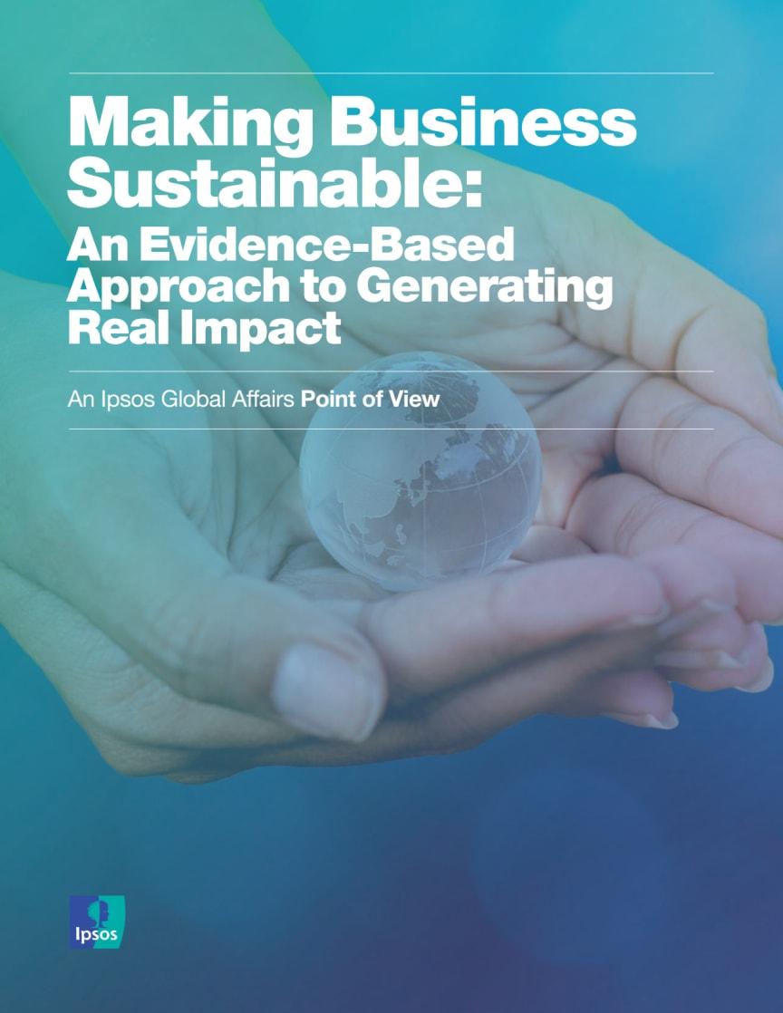 Gør forretningen bæredygtig: En evidensbaseret tilgang til at skabe reel forandring