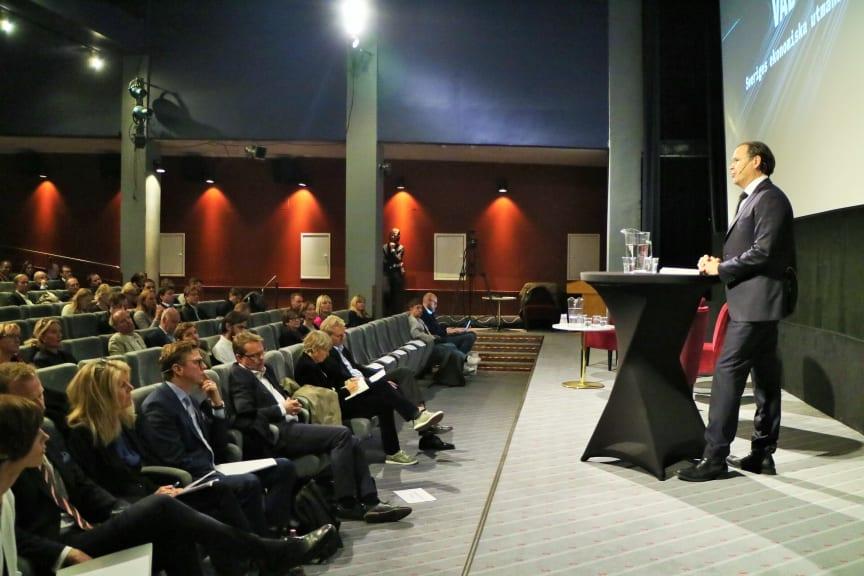 Ekonomiseminarium med Anders Borg 13/5 2019