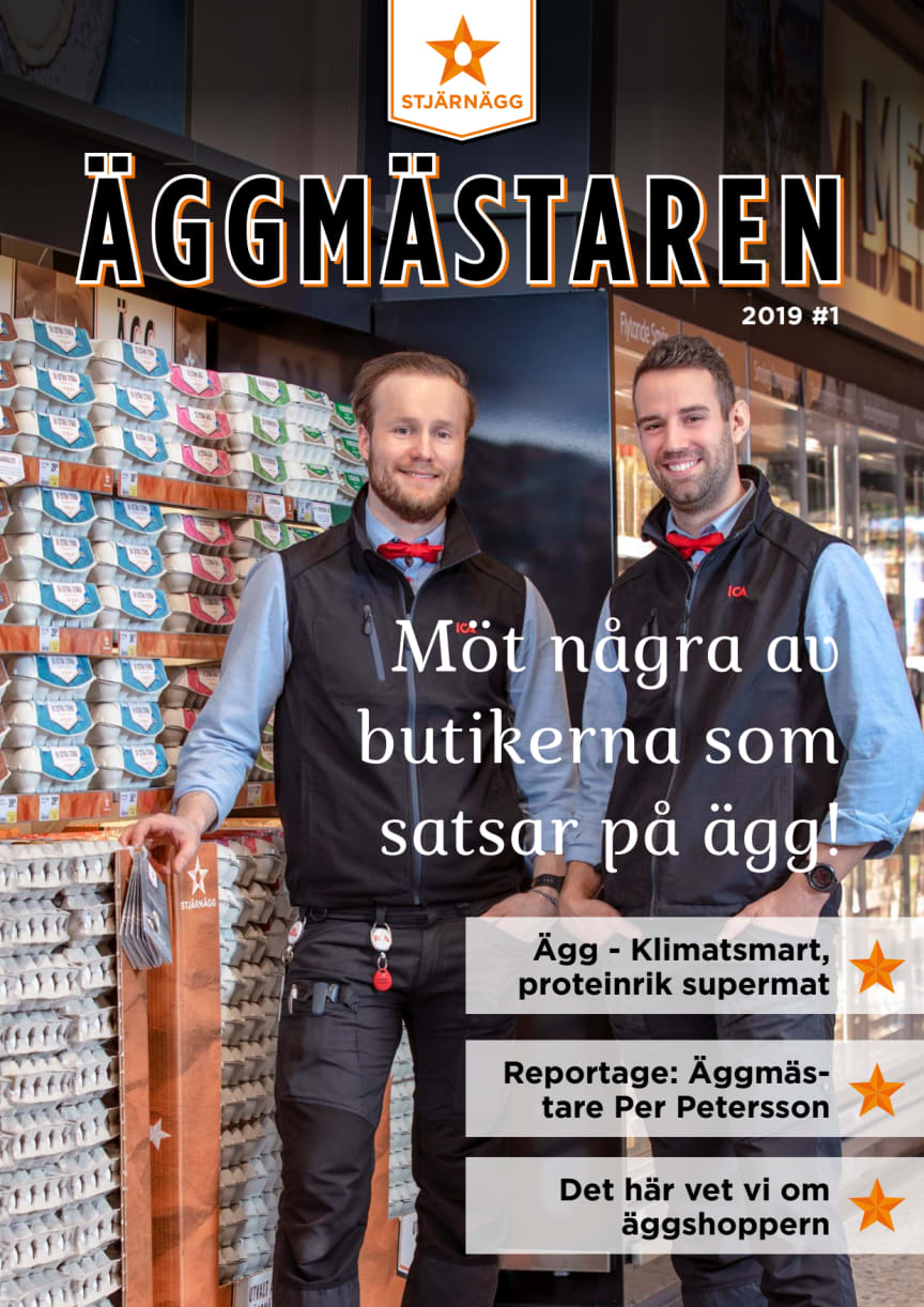 Äggmästaren - Möt några av butikerna som satsar på ägg!