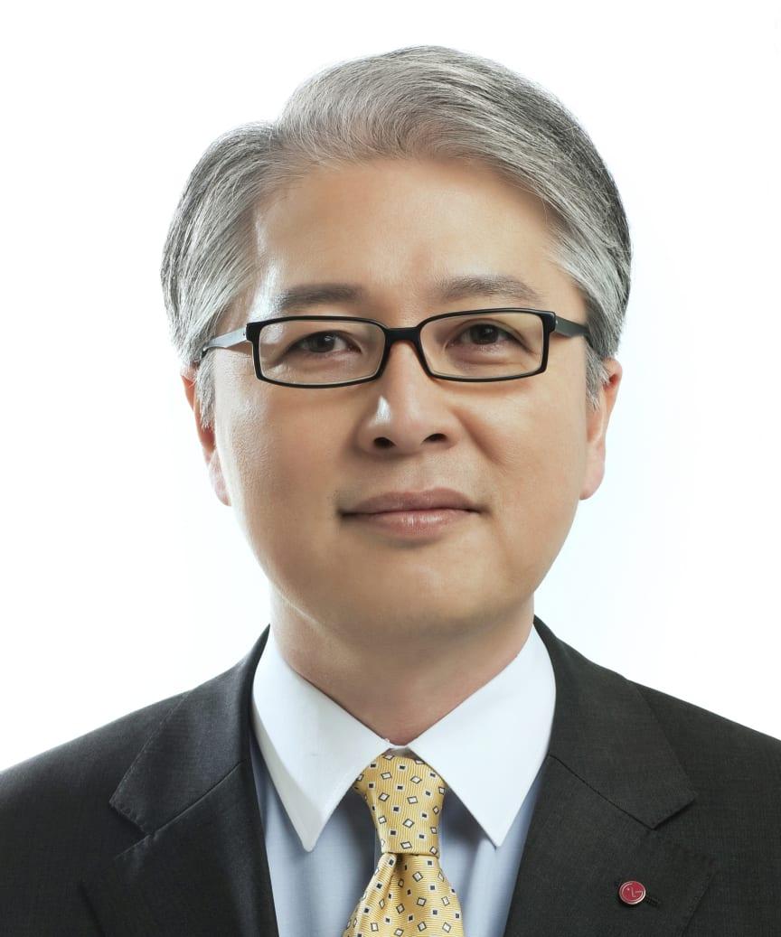 Brian Kwon, vd för LG Electronics