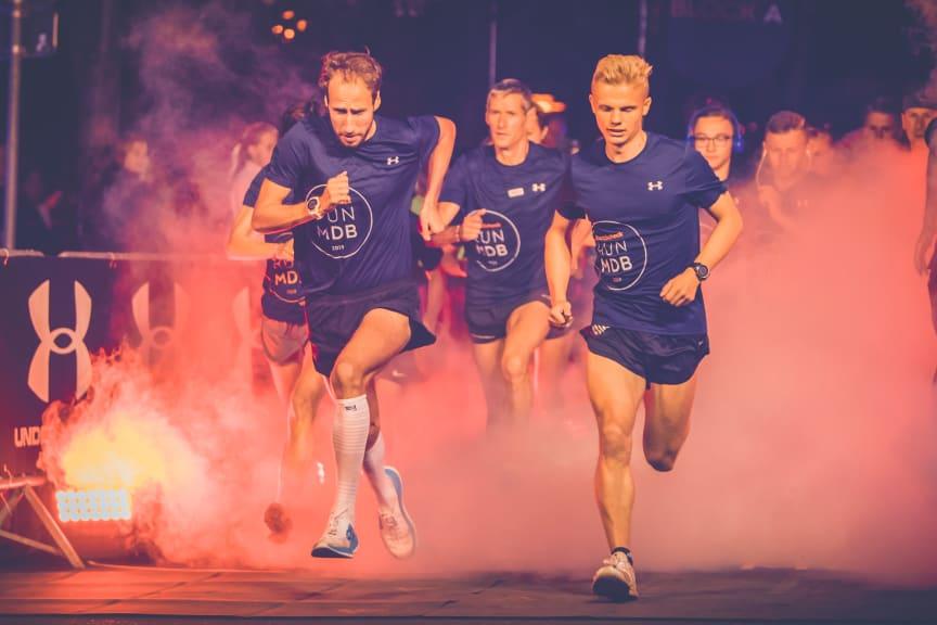 Der Night RUN Magdeburg war von Beginn an ein heißes Rennen