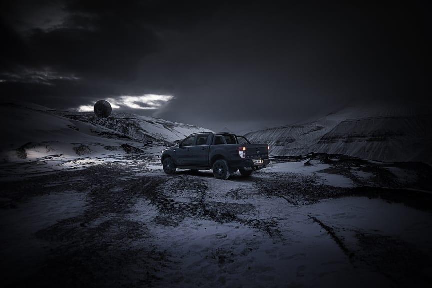 Ford Ranger Black Edition Svalbard (3)