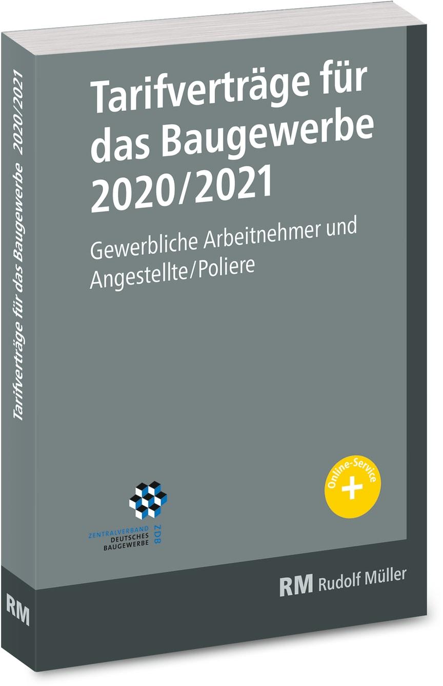 Tarifverträge für das Baugewerbe 2020/2021 (3D/tif)
