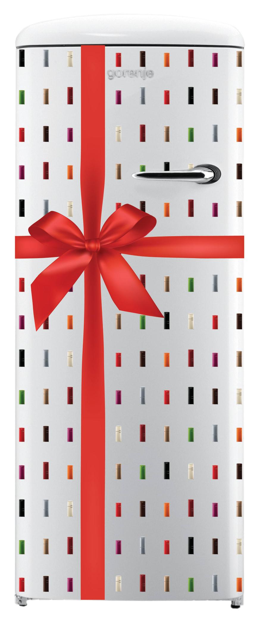Gorenje Retro Collection – få précis den färg du önskar dig – även till jul