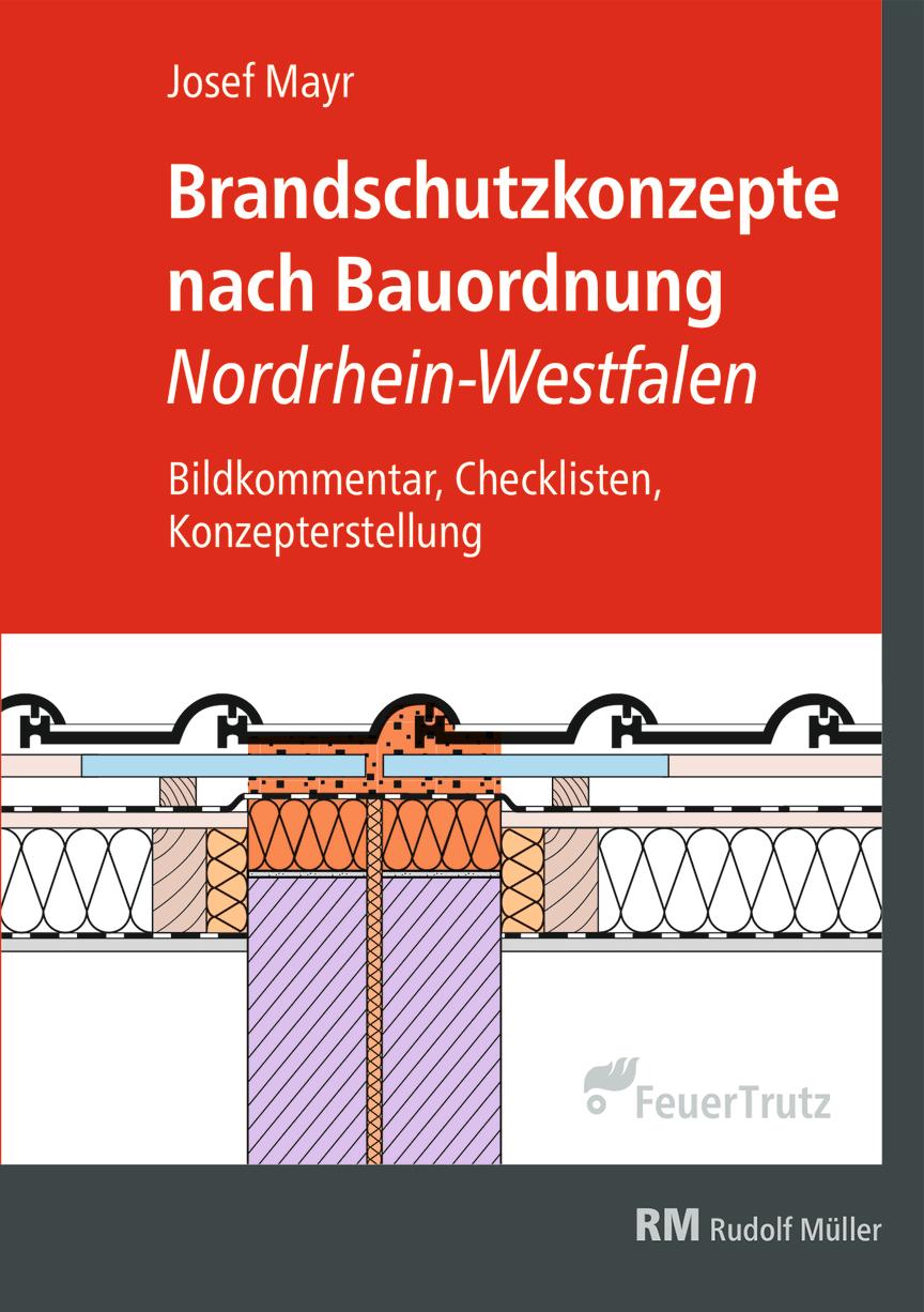 Brandschutzkonzepte nach Bauordnung Nordrhein-Westfalen (2D/tif)