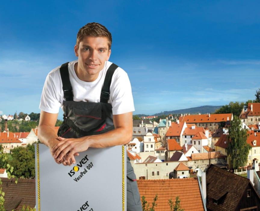 ISOVER VacuPad 007 lanseras på Nordbygg!