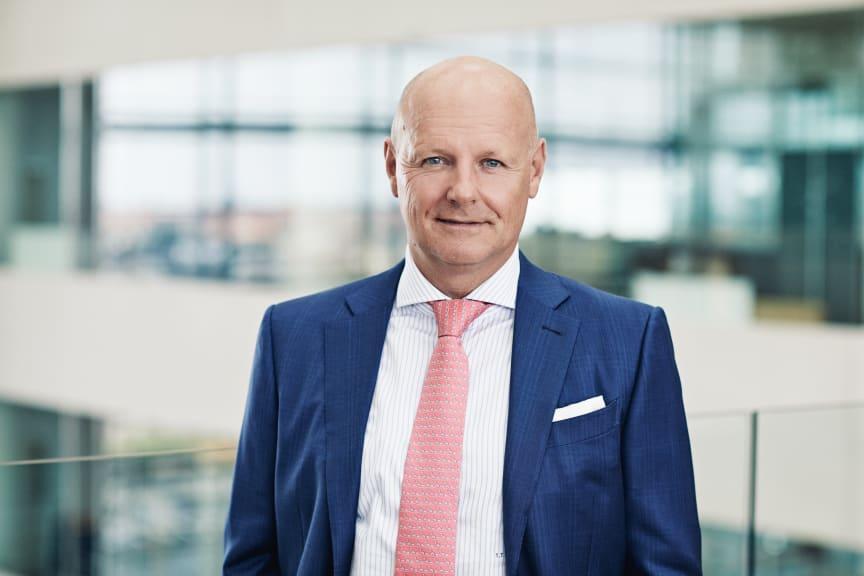 Tonny Thierry Andersen, Koncerndirektør i Nykredit