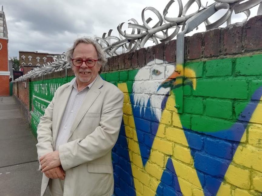 Tony Britten visit 8