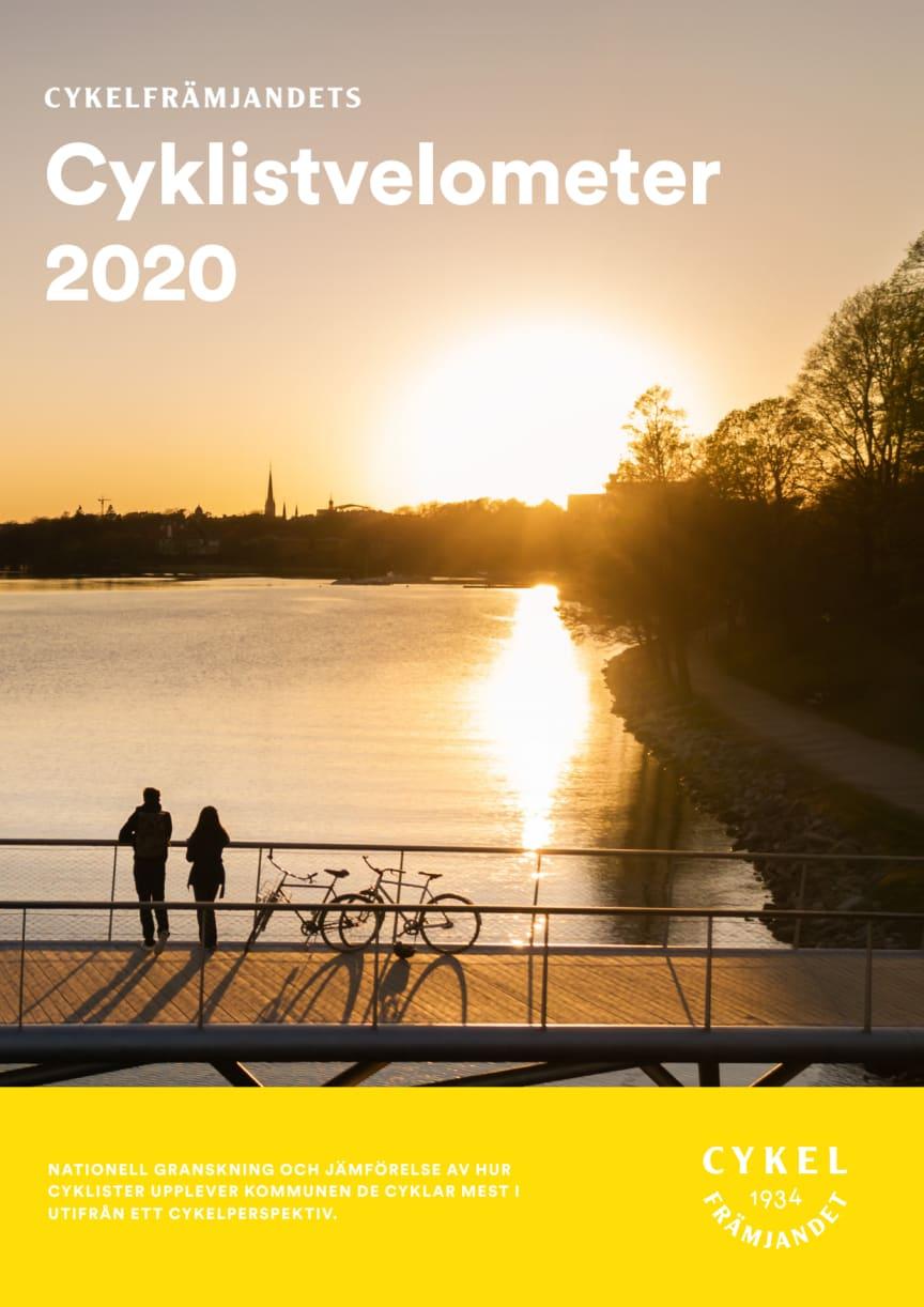 Cyklistvelometern 2020 - huvudrapport