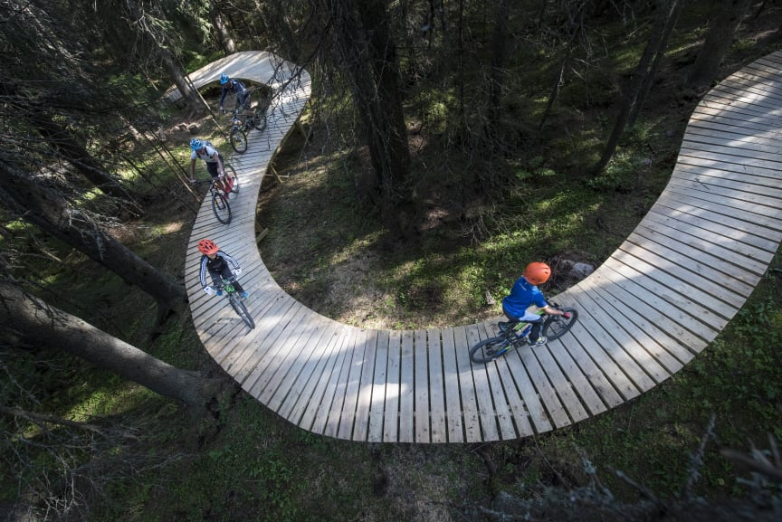 Trysil Bike Arena - Gullia