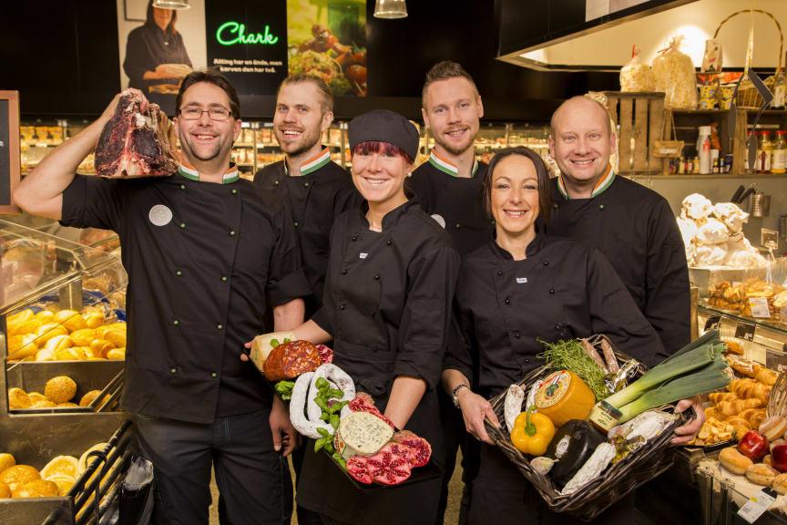 Coop City i Kristianstad finalist i Arla Guldko 2015 Bästa Matglädjebutik