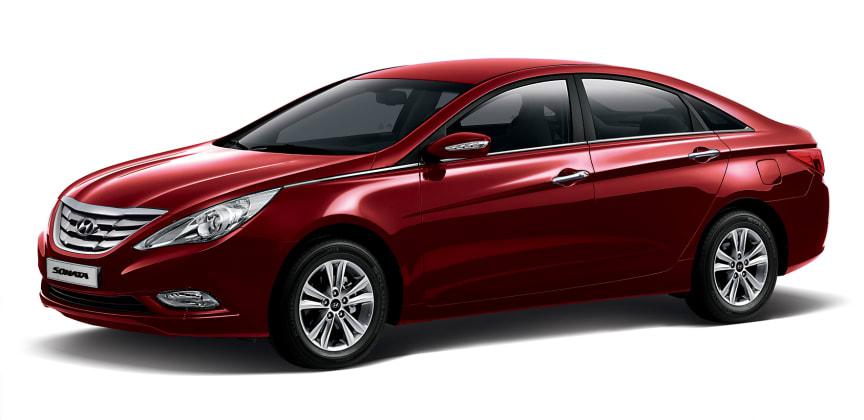 Sjette generasjons Hyundai Sonata (2009)