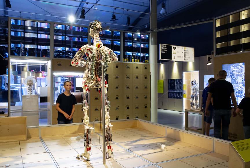 Robots på Tekniska museet
