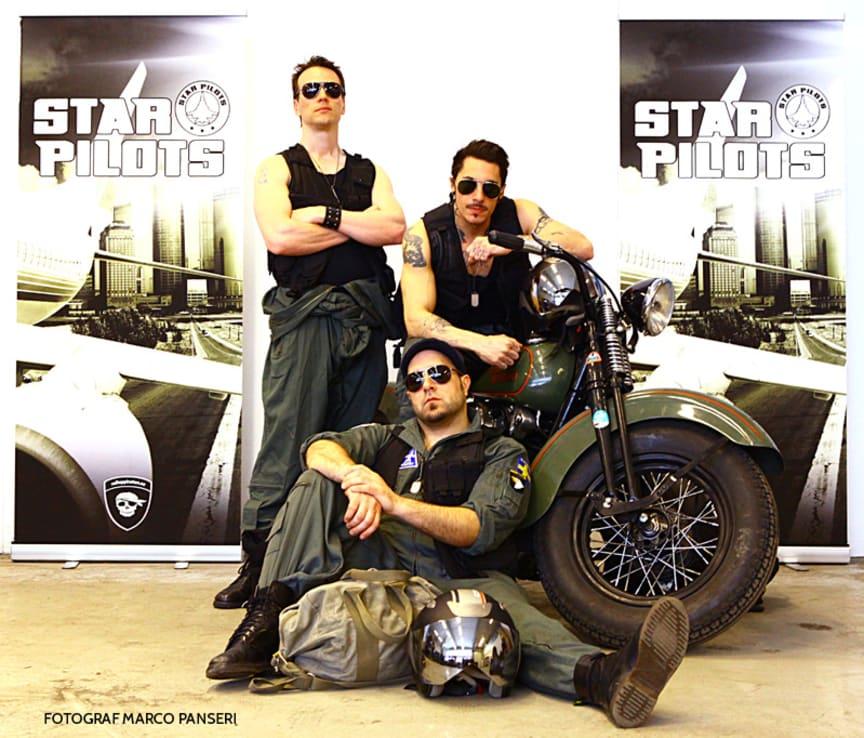 Star Pilot - motorcykel