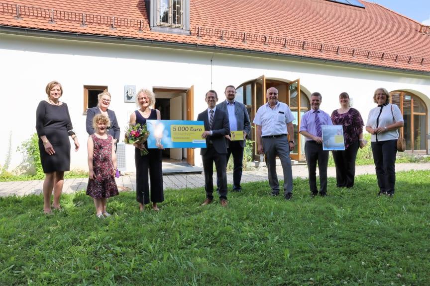 Kinderbibliothekspreis Altfraunhofen