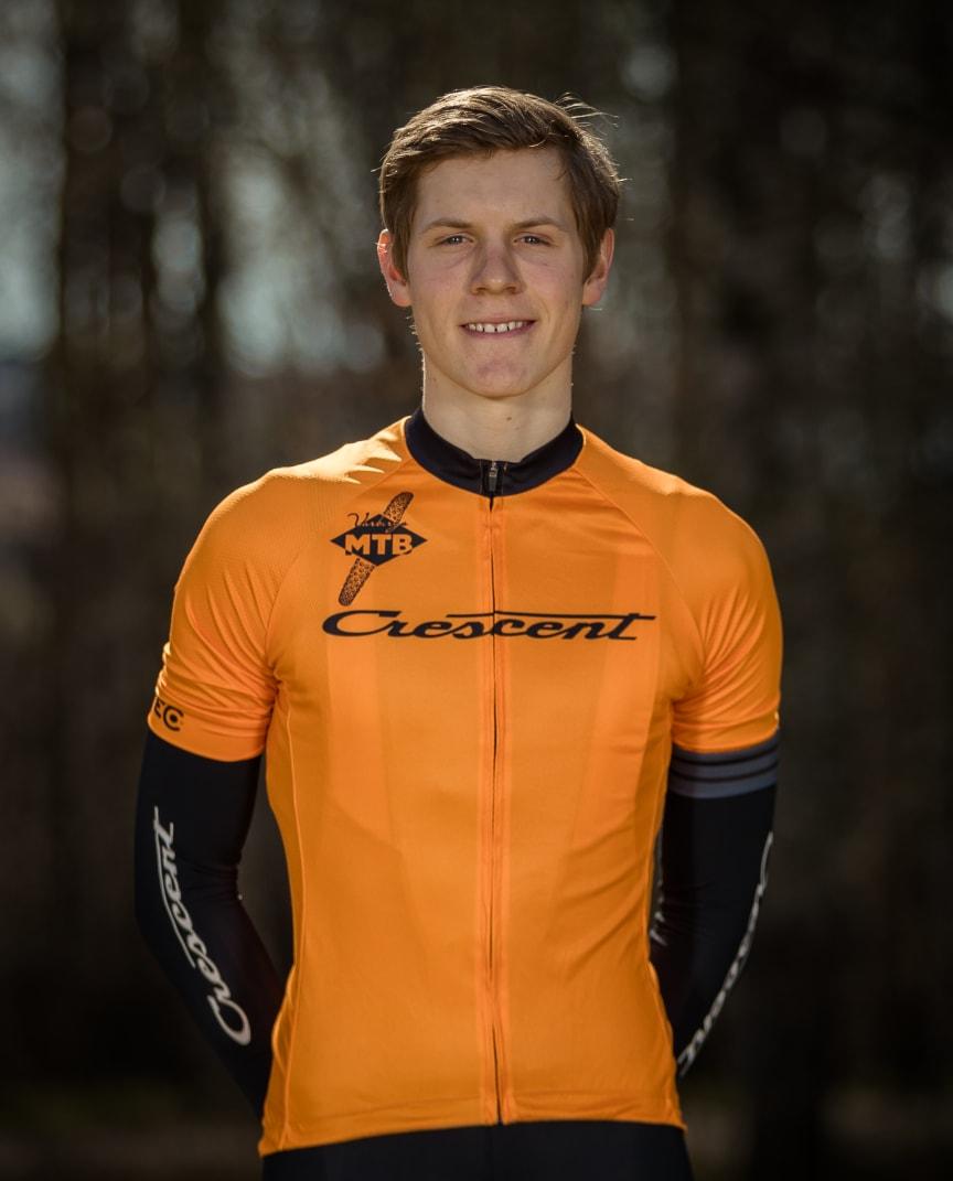 Team Crescent, André Eriksson