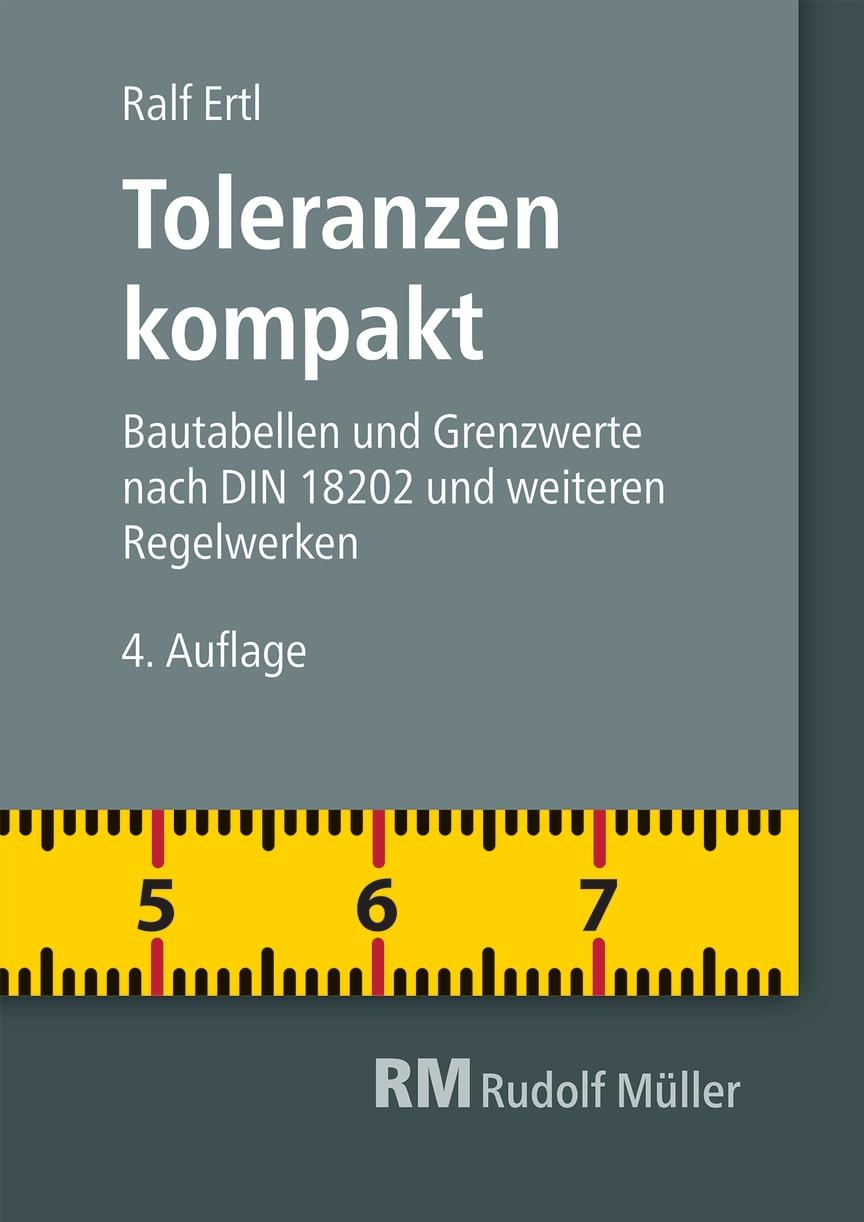 Toleranzen kompakt, 4. Auflage (2D/tif)